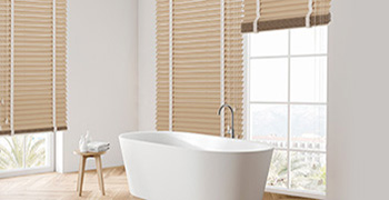 Wood-Effect Blinds