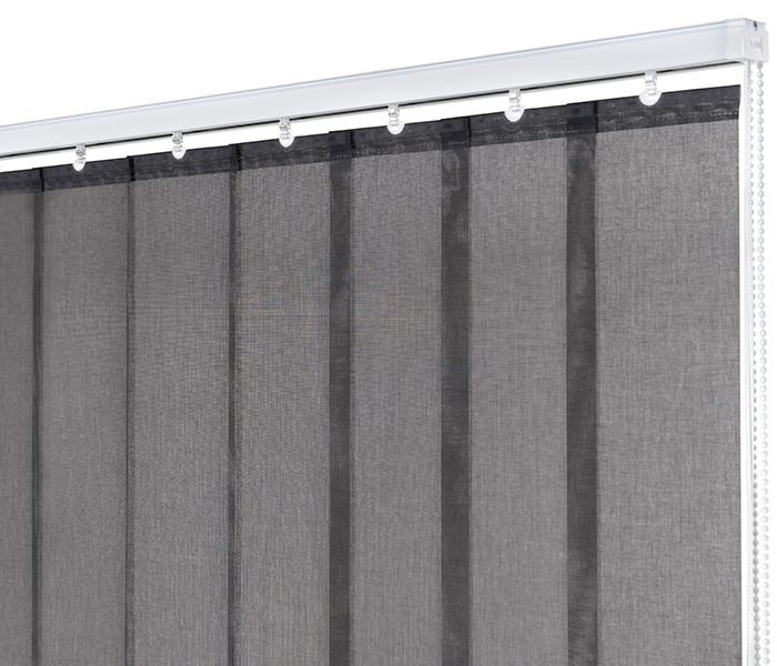fabric louvers