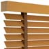 wooden blinds 50mm ABACHI