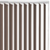 blackout fabric louvers
