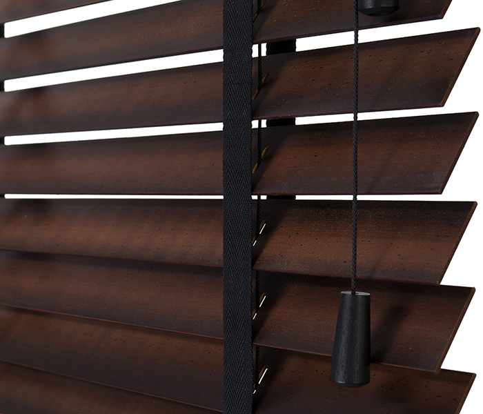 VINTAGE Wood blinds 50mm