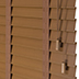 faux wood blinds 65mm CEDRO